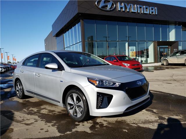 2019 Hyundai Ioniq EV Preferred (Stk: 29139) in Saskatoon - Image 1 of 18