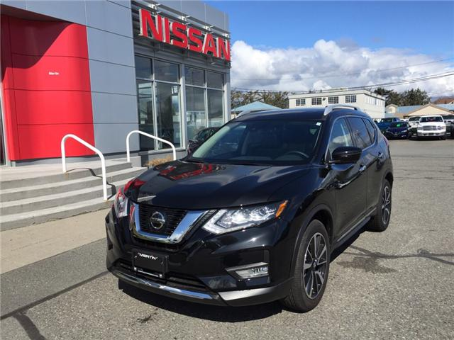 2019 Nissan Rogue SL (Stk: N95-1326) in Chilliwack - Image 1 of 18