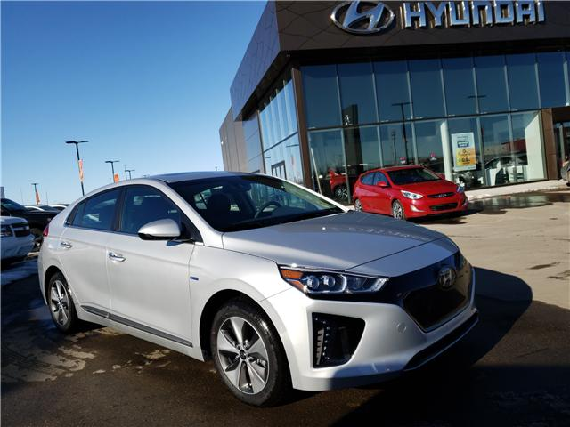 2019 Hyundai Ioniq EV Ultimate (Stk: 29141) in Saskatoon - Image 1 of 18