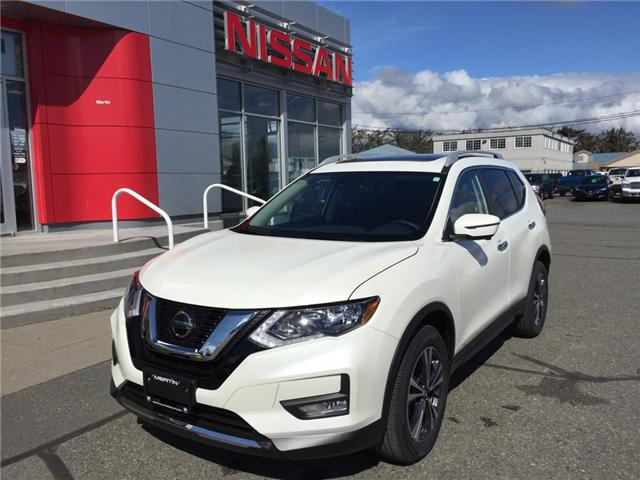 2019 Nissan Rogue SV (Stk: N95-1286) in Chilliwack - Image 1 of 20