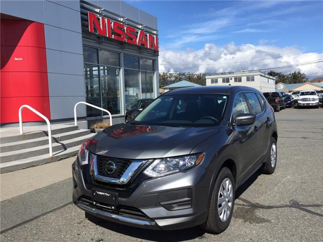 2019 Nissan Rogue S (Stk: N95-3290) in Chilliwack - Image 1 of 17
