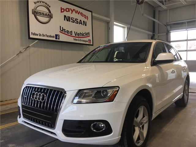 2016 Audi Q5 2.0T Komfort (Stk: P0652) in Owen Sound - Image 1 of 11