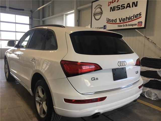 2016 Audi Q5 2.0T Komfort (Stk: P0652) in Owen Sound - Image 3 of 11