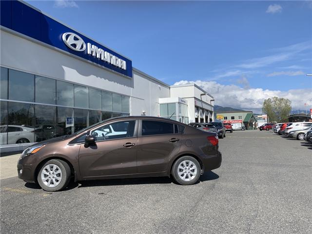 2013 Kia Rio LX (Stk: H86-1934B) in Chilliwack - Image 1 of 11