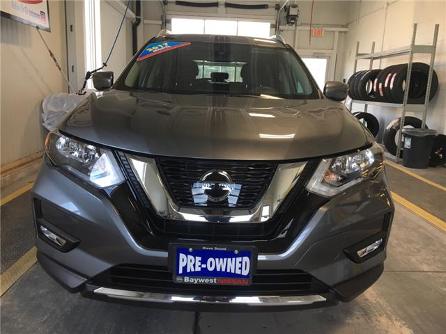 2017 Nissan Rogue SV (Stk: P0659) in Owen Sound - Image 2 of 10