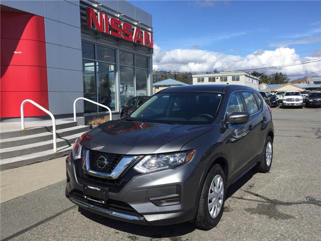 2019 Nissan Rogue S (Stk: N95-7280) in Chilliwack - Image 1 of 16