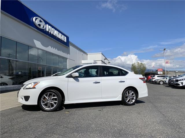 2014 Nissan Sentra 1.8 SR (Stk: H99-8354A) in Chilliwack - Image 1 of 12