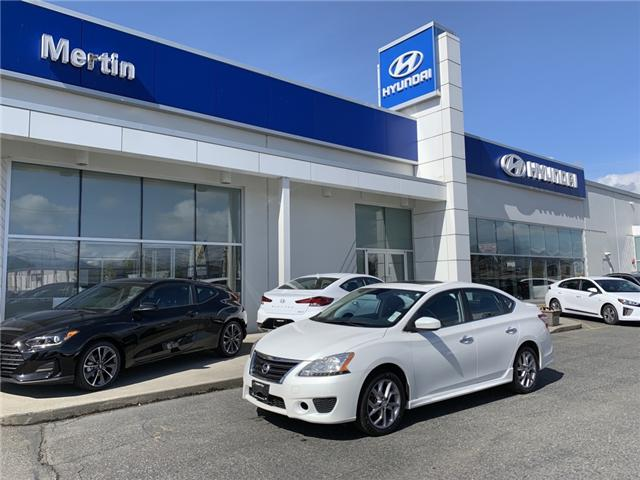 2014 Nissan Sentra 1.8 SR (Stk: H99-8354A) in Chilliwack - Image 2 of 12