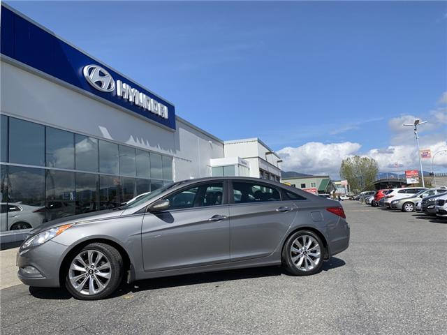 2012 Hyundai Sonata Limited (Stk: H99-3540A) in Chilliwack - Image 1 of 12