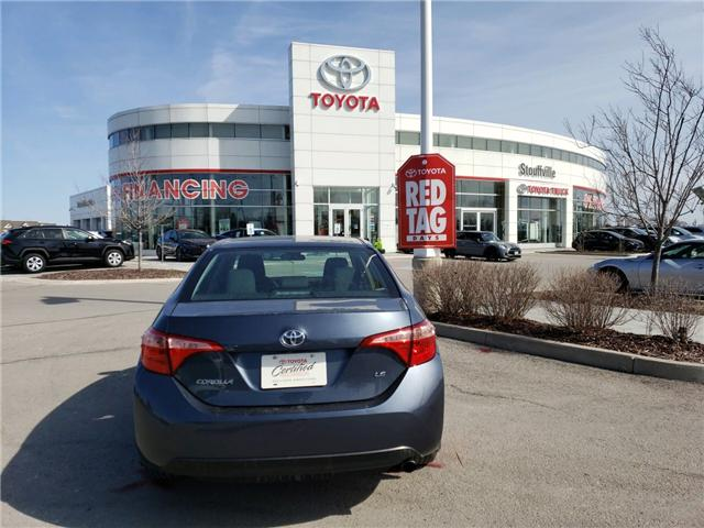 2017 Toyota Corolla LE (Stk: 190315A) in Whitchurch-Stouffville - Image 2 of 11