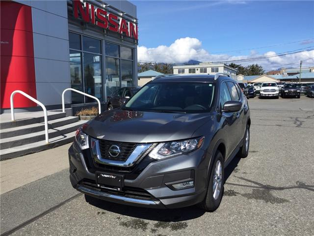 2019 Nissan Rogue SV (Stk: N95-0949) in Chilliwack - Image 1 of 18