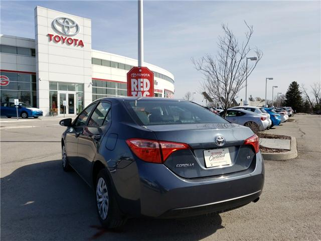 2017 Toyota Corolla LE (Stk: 190315A) in Whitchurch-Stouffville - Image 3 of 11
