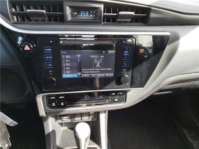 2017 Toyota Corolla LE (Stk: 190315A) in Whitchurch-Stouffville - Image 7 of 11