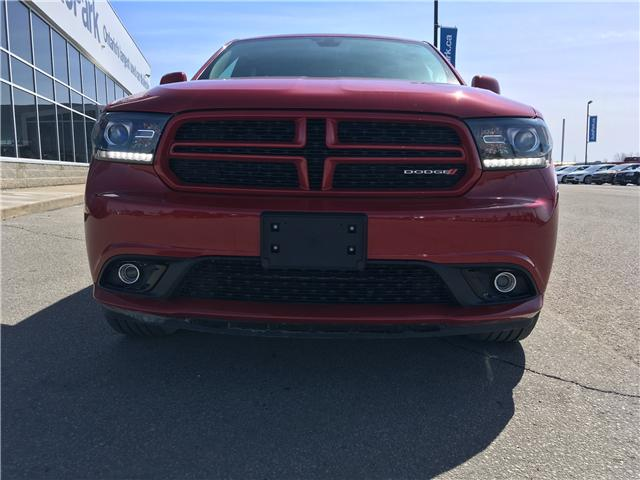 2018 Dodge Durango GT (Stk: 18-51936RJB) in Barrie - Image 2 of 30