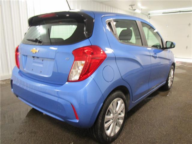 2018 Chevrolet Spark 1LT Manual (Stk: 1812921 ) in Regina - Image 4 of 23