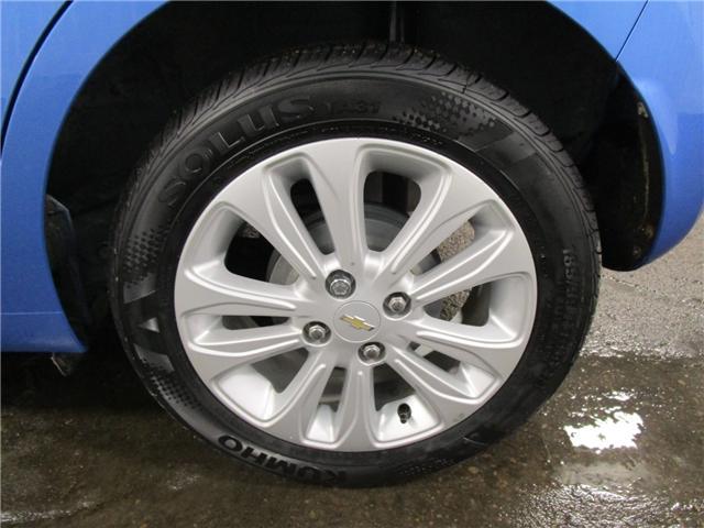 2018 Chevrolet Spark 1LT Manual (Stk: 1812921 ) in Regina - Image 11 of 23