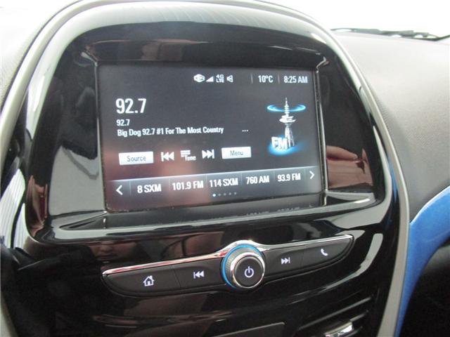 2018 Chevrolet Spark 1LT Manual (Stk: 1812921 ) in Regina - Image 19 of 23