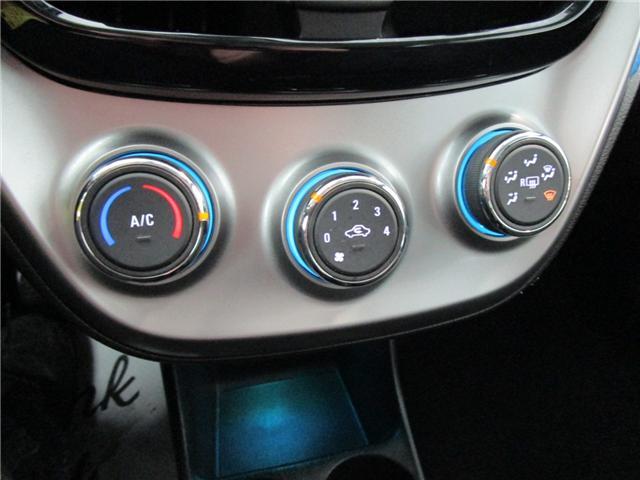 2018 Chevrolet Spark 1LT Manual (Stk: 1812921 ) in Regina - Image 20 of 23