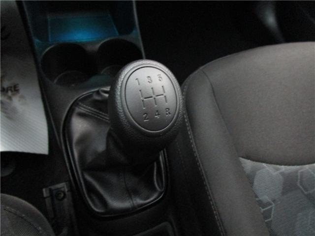 2018 Chevrolet Spark 1LT Manual (Stk: 1812921 ) in Regina - Image 21 of 23
