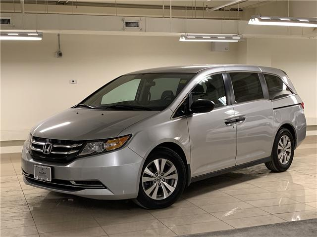 2015 Honda Odyssey SE (Stk: AP3226) in Toronto - Image 1 of 27
