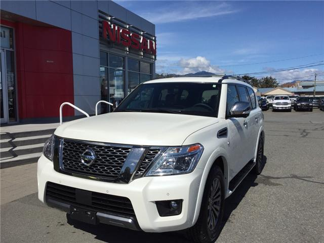 2019 Nissan Armada Platinum (Stk: N96-6533) in Chilliwack - Image 1 of 25