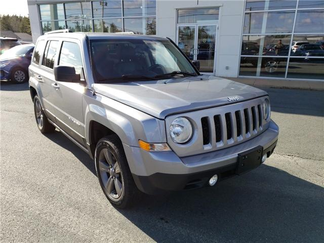 2015 Jeep Patriot Sport/North (Stk: 9006A1) in Hebbville - Image 1 of 25