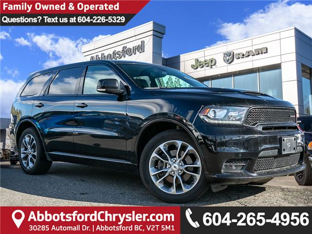 2019 Dodge Durango R/T (Stk: AB0835) in Abbotsford - Image 1 of 23