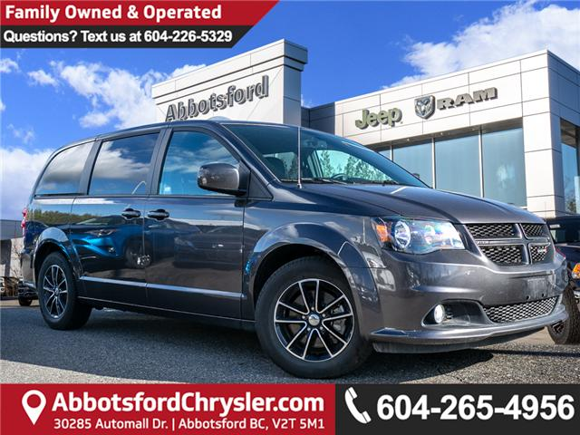 2018 Dodge Grand Caravan GT (Stk: AB0837) in Abbotsford - Image 1 of 22
