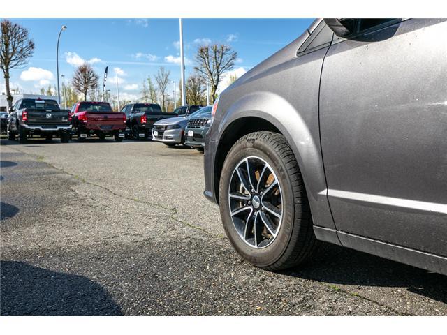 2018 Dodge Grand Caravan GT (Stk: AB0837) in Abbotsford - Image 13 of 22
