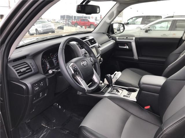 2017 Toyota 4Runner SR5 (Stk: 2826) in Cochrane - Image 11 of 14