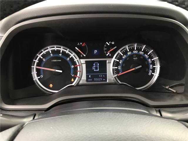 2017 Toyota 4Runner SR5 (Stk: 2826) in Cochrane - Image 13 of 14