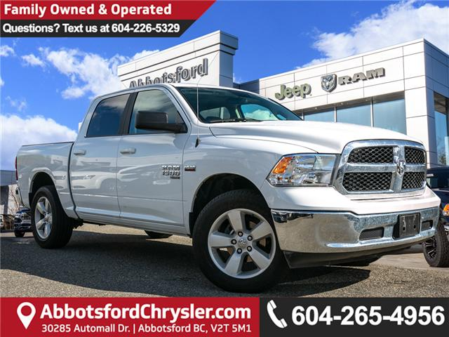 2019 RAM 1500 Classic SLT (Stk: AB0838) in Abbotsford - Image 1 of 22