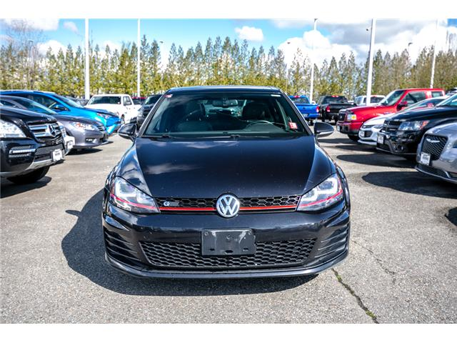 2015 Volkswagen Golf GTI 5-Door Autobahn (Stk: AG0800A) in Abbotsford - Image 2 of 21
