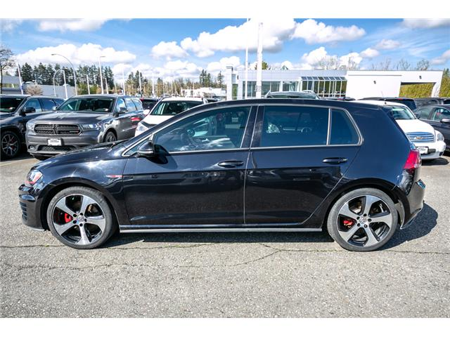 2015 Volkswagen Golf GTI 5-Door Autobahn (Stk: AG0800A) in Abbotsford - Image 4 of 21
