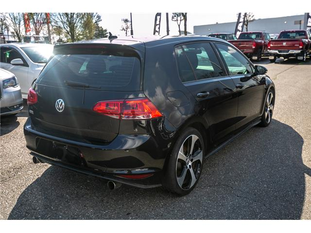 2015 Volkswagen Golf GTI 5-Door Autobahn (Stk: AG0800A) in Abbotsford - Image 7 of 21