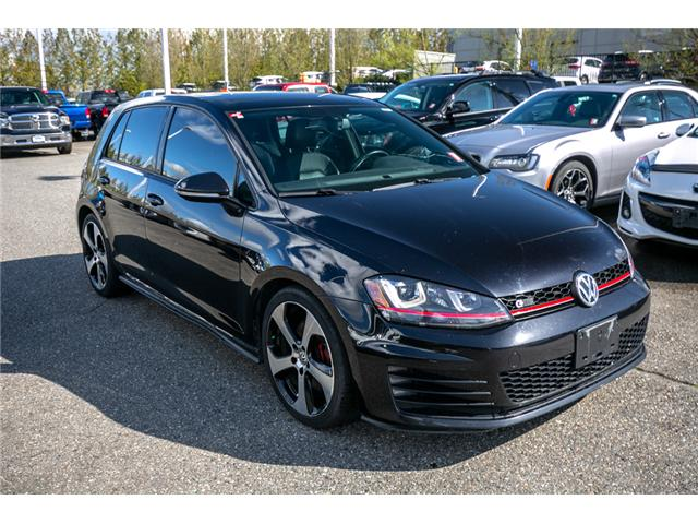 2015 Volkswagen Golf GTI 5-Door Autobahn (Stk: AG0800A) in Abbotsford - Image 9 of 21