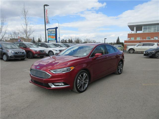 2018 Ford Fusion Titanium (Stk: 8674) in Okotoks - Image 18 of 25