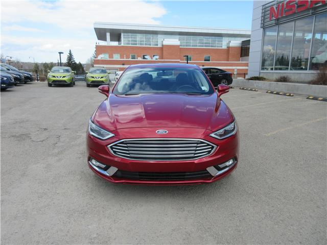 2018 Ford Fusion Titanium (Stk: 8674) in Okotoks - Image 19 of 25