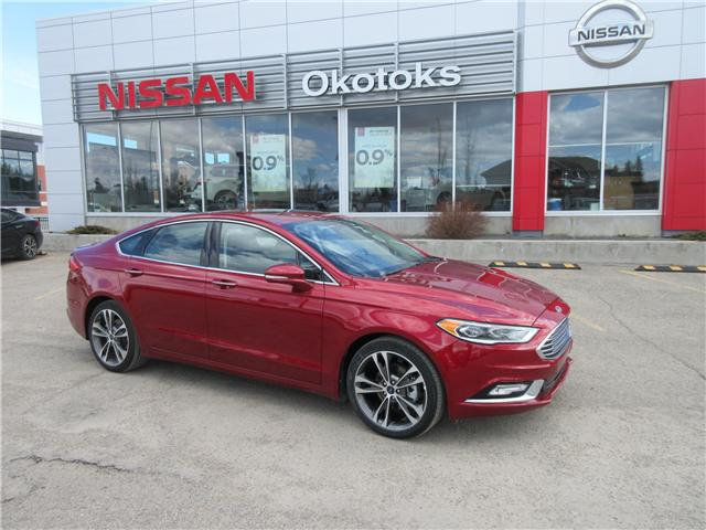 2018 Ford Fusion Titanium (Stk: 8674) in Okotoks - Image 1 of 25