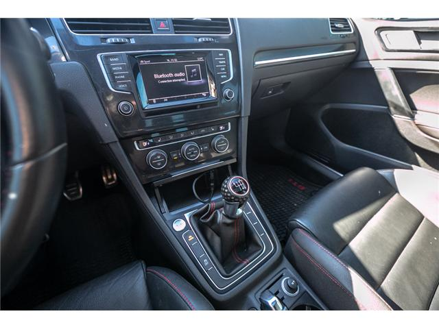 2015 Volkswagen Golf GTI 5-Door Autobahn (Stk: AG0800A) in Abbotsford - Image 20 of 21