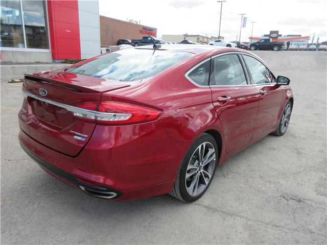 2018 Ford Fusion Titanium (Stk: 8674) in Okotoks - Image 21 of 25