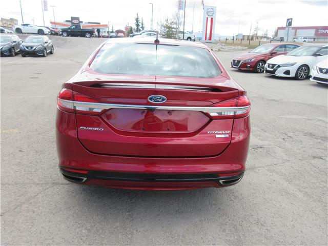 2018 Ford Fusion Titanium (Stk: 8674) in Okotoks - Image 22 of 25