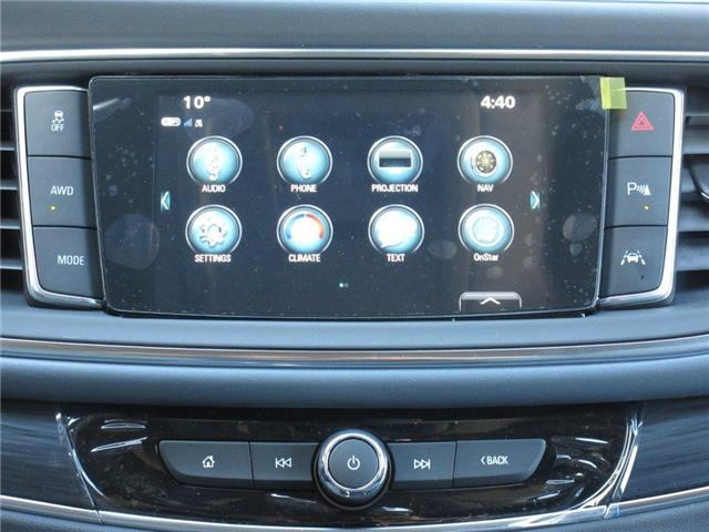 2019 Buick Enclave Premium (Stk: 4N54259) in Cranbrook - Image 16 of 24