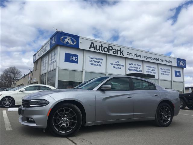 2018 Dodge Charger GT (Stk: 18-92721) in Brampton - Image 1 of 27