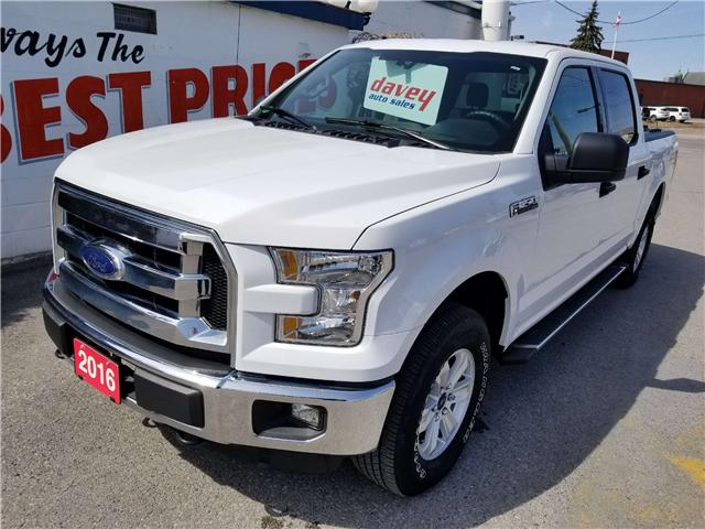 2016 Ford F-150 XLT (Stk: 19-208) in Oshawa - Image 1 of 13
