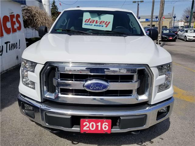 2016 Ford F-150 XLT (Stk: 19-208) in Oshawa - Image 2 of 13
