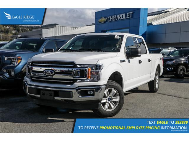 2018 Ford F-150 XLT (Stk: 189488) in Coquitlam - Image 1 of 3