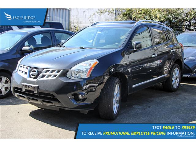 2012 Nissan Rogue  (Stk: 129688) in Coquitlam - Image 1 of 3