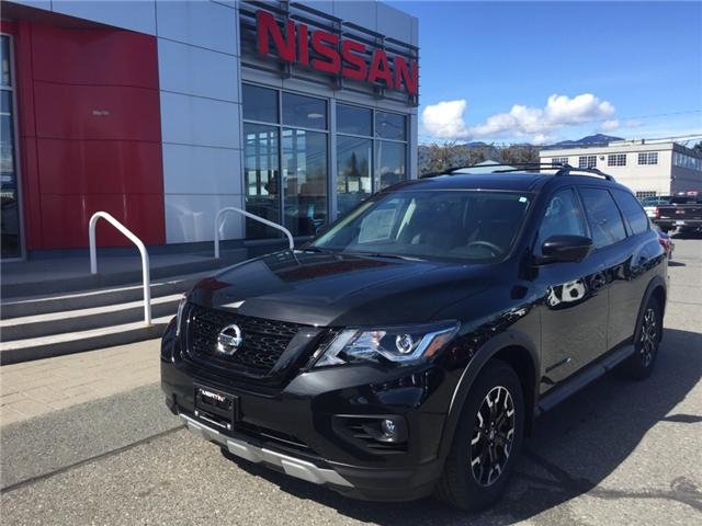 2019 Nissan Pathfinder SL Premium (Stk: N96-4746) in Chilliwack - Image 1 of 18