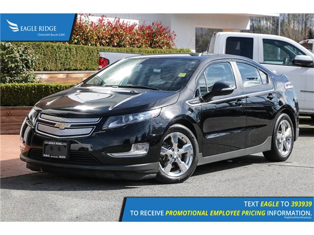 2012 Chevrolet Volt Base (Stk: 121209) in Coquitlam - Image 1 of 15